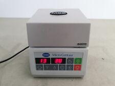 SANYO MSE Micro Centaur centrifuga da laboratorio modello: MSB010.CX2.5
