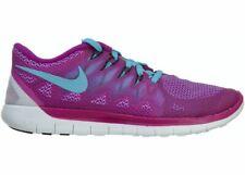 Nike Free 5.0 Running Laufschuhe Damen Lila