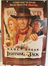 Lightning Jack - Original Movie Poster