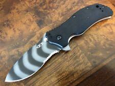 Zero Tolerance ZT Knives 0350TSST Tiger Stripe - S30V -  Authorized Dealer