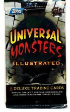 Topps Universal Monsters Trading Card Pack