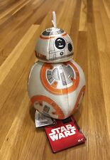 "NWT Disney Star Wars The Force Awakens Robot BB-8 7.5"" Plush figurine toy Doll"