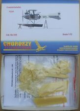 B28-Friedrichshafen F-33H-Choroszy Modelbud-1/72