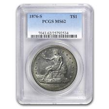 1876-S Trade Dollar MS-62 PCGS