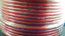 Audiopipe 250' 10 GA Red  POWER WIRE P0WC-10 GROUND CABLE CAR AUDIO AMP