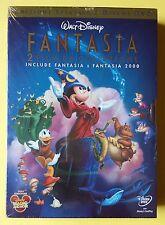 FANTASIA 2 FIL DA COLLEZIONE COFANETTO WALT DISNEY DVD