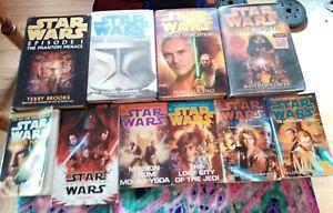 Star Wars Book Bundle.