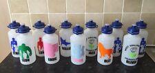 Water Bottles Vinyl Decal Sticker Football School Dance Gymnastics Personalised