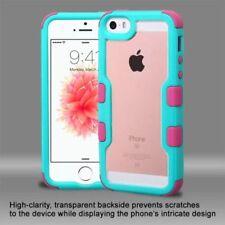 Étuis, housses et coques Bumper roses iPhone 5s pour téléphone mobile et assistant personnel (PDA)