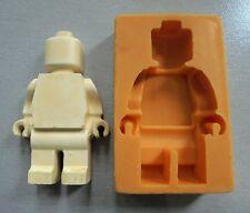 Silicone Mould LEGO CHARACTER BIG Sugarcraft Cake Decorating Fondant / fimo mold