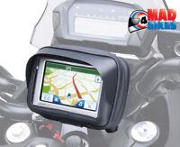 Kappa Motorcycle Smart Phone GPS Sat Nav Holder for up to 5 inch Screens KS954B