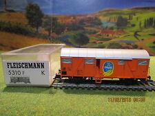 Wagon couvert transport de bananes 5310F HO pour locomotive Fleischmann