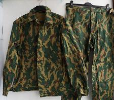 Russian Army uniform suit Flora Dubok camouflage VSR-93 VSR93 size 48-3(4) L