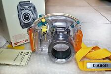 NEW Canon WP-DC20 (9225A001) Underwater Housing for for Canon PowerShot S1 IS