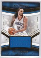 2016-17 Panini Immaculate Remarkable Memorabilia Jersey Steven Adams #/99