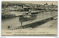 CPA-Carte postale- France - Boulogne sur Mer - L'Avant Port (CP3762)