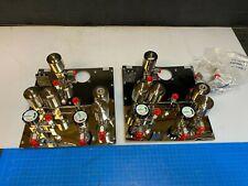 QTY. 10 AP Tech Diaphragm Valve aP3002/3650SM PRX/105 w/ Praxair Shutoff Valves
