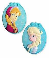 Frozen Elsa BocaClips by O2Cool, Beach Towel Holder, Clips, Set of two