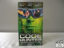 Code Hunter VHS Nick Cornish, Vanessa Marcil, Bai Ling, Coolio, Adrain Paul