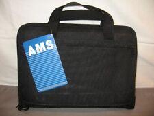 Ams Medium Rectangular Pistol Case w/Handle Black Nwt