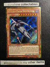 YUGIOH GOLD ININITE PGL3-EN031 KOZMO DARK DESTROYER