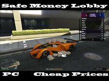 $$$ GTA V PC Money Drop Lobby - 120 mins $$$
