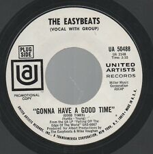 """THE EASYBEATS   Rare 1969 USA Promo Only 7"""" OOP Beat Single """"Have A Good Time"""""""