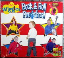 The Wiggles Rock & Roll Preschool Brand NEW Kids CD Christian Music Preschool