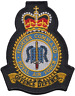 RAF Fighter Command Royal Air Force MOD Crest Embroidered Patch