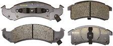 MONROE DX623  Disc Brake Pad-Total Solution Semi-Metallic Brake Pads Front