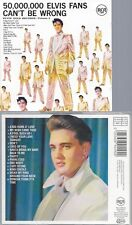 CD--ELVIS PRESLEY -- -- 50,000,000 ELVIS FANS CAN'T BE WRONG: ELVIS' GOLDEN RECO