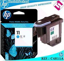 Hp 11 Testina di Stampa Ciano per Business Inkjet Serie-designjet Serie-cp 24.00