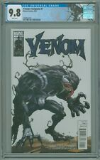Venom Flashpoint # 1 CGC 9.8 NM/MT Tony Moore Cover 2011