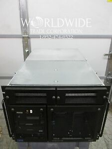 IBM 7026-H70 RS6000 System 340MHz 4-Way, 4GB Mem, 4 x 4.5gb disk, rails, AIX