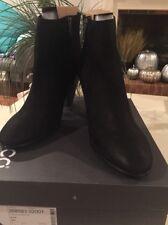 New in Box ECCO Black Women's Women's Shape 75 Ankle Boot Sz 41 10-10.5