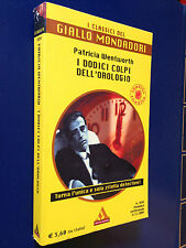 Patricia WENTWORTH - I DODICI COLPI OROLOGIO , Giallo Mondadori n. 1034 (2004)