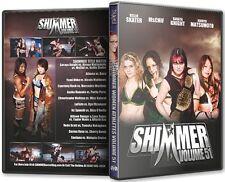 Official Shimmer Women Athletes Volume 51, Female Wrestling Event DVD