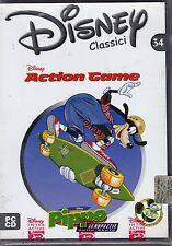 Disney classici Action Game Pippo Acrobazie Skate Gioco PC Usato