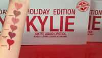 Kylie Jenner Valentine Edition 6pcs/set Mini Matte Liquid Lip Kit