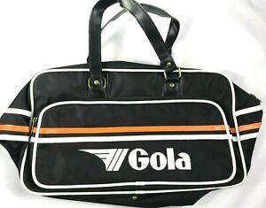 ***NEW*** Gola Gym & Travel bag Color Black/White/Orange. Great Look!