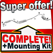 Renault Trafic 2.1 D 47KW 64HP LWB-Long 1994-1997 Silencer Exhaust System F70