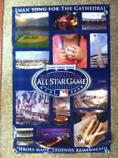 2008 MLB All Star Game at New York Yankees Stadium Wall Poster