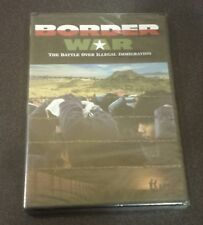 Border War: The Battle Over Illegal Immigration (DVD, 2006) documentary film NEW