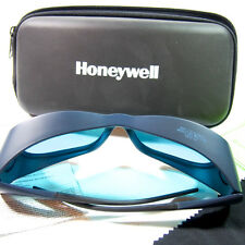 Uvex by Honeywell 31-21152G Laser Safety Glasses, Light Blue Lens, USA, 3558ZKU4