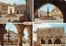BR6535 Viana do Castelo Aspects de la Place de la Republique   portugal