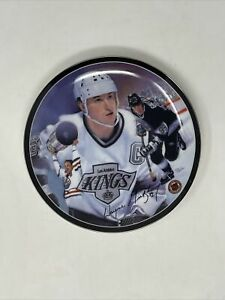 The Great Gretzky Heroes On Ice by Ron DeFelice Plate #3146A Official NHL