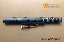 Original Genuine Battery Acer Aspire E5-475G 523G 553G 573G 575G 774G AS16A5K
