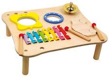 Musiktisch aus Holz Musik Instrument Motorik Xylophon Musikinstrument für Kinder