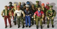 HUGE Collection Lot of MINTY 1980's G.I. JOE COBRA ARAH Action Figures YOU PICK!