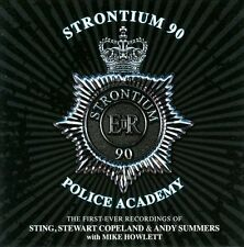 Police Academy by Strontium 90 (CD, Feb-2011, Gonzo)